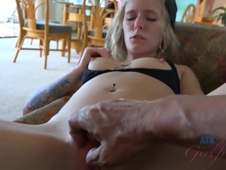 blonde sextube red